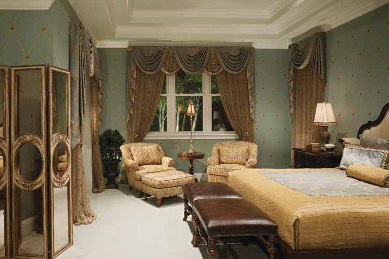 Southern Interior - Master Bedroom Plan #930-354 - Houseplans.com