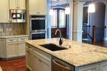Craftsman Interior - Kitchen Plan #437-74