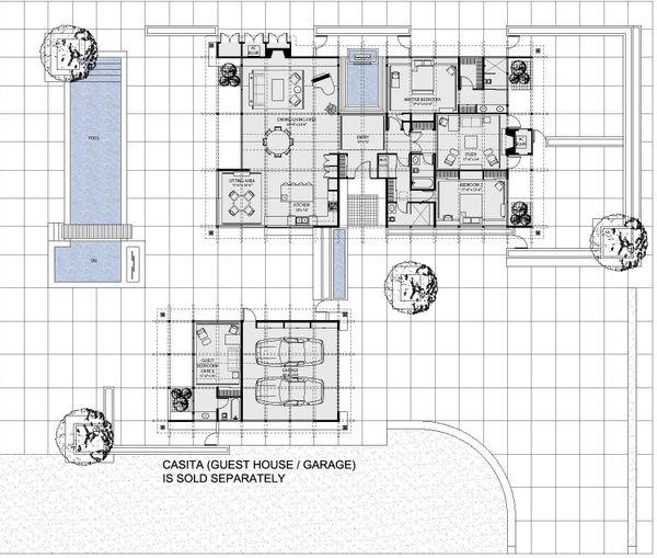 Ranch Floor Plan - Other Floor Plan #544-1