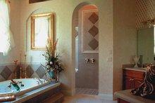Colonial Interior - Bathroom Plan #417-666