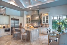 Mediterranean Interior - Kitchen Plan #930-444
