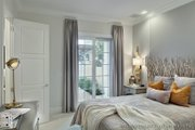 Mediterranean Style House Plan - 3 Beds 3.5 Baths 3433 Sq/Ft Plan #930-444 Interior - Bedroom