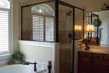 Country Interior - Master Bathroom Plan #137-216