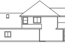 Traditional Exterior - Other Elevation Plan #124-483