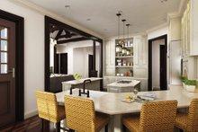 Craftsman Interior - Kitchen Plan #119-422