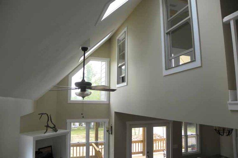 Traditional Interior - Family Room Plan #118-145 - Houseplans.com