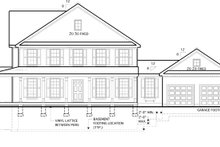 House Plan Design - Traditional Exterior - Other Elevation Plan #1053-52