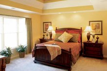 Home Plan - Classical Interior - Master Bedroom Plan #927-655