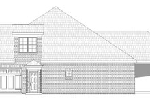 Craftsman Exterior - Other Elevation Plan #932-280