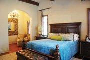 Mediterranean Style House Plan - 3 Beds 3 Baths 4795 Sq/Ft Plan #1058-15 Interior - Master Bedroom