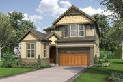 Traditional Style House Plan - 4 Beds 3 Baths 3053 Sq/Ft Plan #48-902