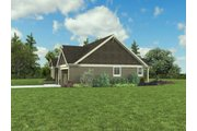 Craftsman Style House Plan - 3 Beds 2 Baths 1605 Sq/Ft Plan #48-998 Floor Plan - Other Floor