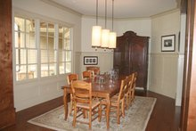 Home Plan - Craftsman Interior - Dining Room Plan #929-889