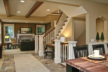 Architectural House Design - Classical Interior - Entry Plan #928-240