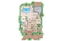 Country Floor Plan - Main Floor Plan Plan #1017-163