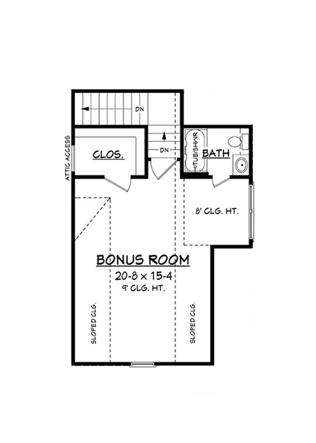 ranch style house plan 3 beds 2 5 baths 2282 sq ft plan 1059 72 floor plan other floor plan