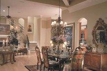 Mediterranean Interior - Dining Room Plan #417-747