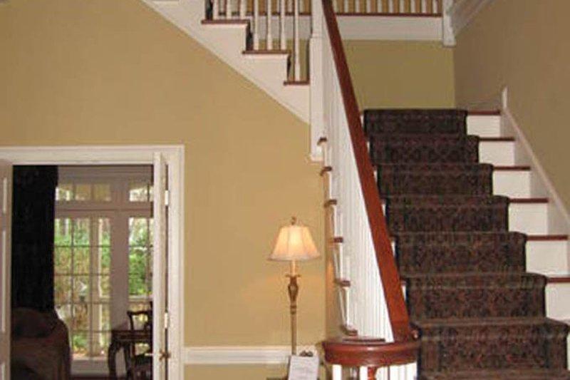 Classical Interior - Entry Plan #137-315 - Houseplans.com