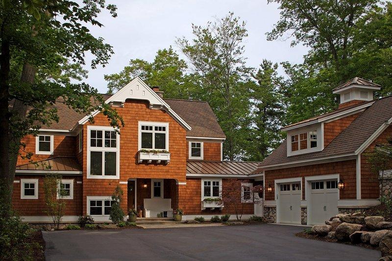 House Plan Design - Craftsman Exterior - Front Elevation Plan #928-64