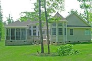 Ranch Style House Plan - 3 Beds 2 Baths 2367 Sq/Ft Plan #456-27