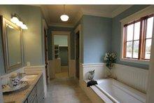 Dream House Plan - Craftsman Interior - Master Bathroom Plan #37-279