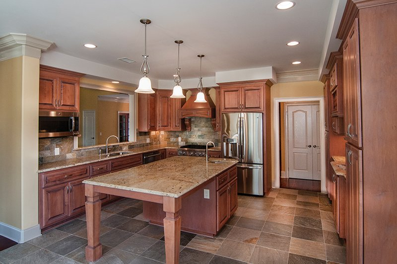 Traditional Interior - Kitchen Plan #929-874 - Houseplans.com