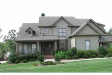 Home Plan - Traditional Exterior - Front Elevation Plan #54-344