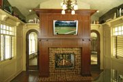 Craftsman Style House Plan - 4 Beds 3.5 Baths 4610 Sq/Ft Plan #928-19 Interior - Other