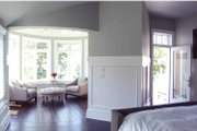 Craftsman Style House Plan - 3 Beds 3 Baths 5162 Sq/Ft Plan #928-232 Interior - Master Bedroom