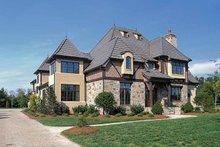 House Design - European Exterior - Front Elevation Plan #453-214