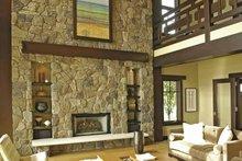 Craftsman Interior - Family Room Plan #928-15