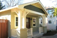Dream House Plan - Craftsman Photo Plan #485-2