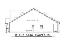 House Design - Craftsman Exterior - Other Elevation Plan #20-2463