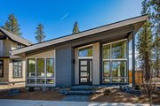 Modern Style House Plan - 3 Beds 2 Baths 1851 Sq/Ft Plan #895-124