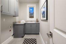 House Plan Design - Contemporary Interior - Laundry Plan #1066-62