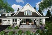 Craftsman Style House Plan - 3 Beds 2.5 Baths 2500 Sq/Ft Plan #51-586