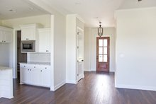 Architectural House Design - Southern Interior - Entry Plan #430-183