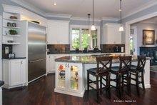 Craftsman Interior - Kitchen Plan #929-340