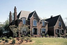 House Plan Design - Country Exterior - Front Elevation Plan #453-247