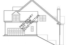 Architectural House Design - Country Exterior - Other Elevation Plan #927-626