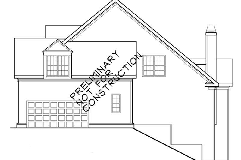 Country Exterior - Other Elevation Plan #927-626 - Houseplans.com