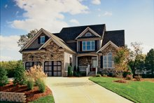Home Plan - Country Exterior - Front Elevation Plan #927-696