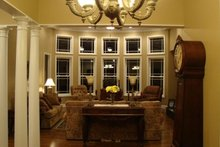 Country Interior - Family Room Plan #927-653