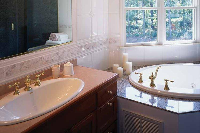 Victorian Interior - Bathroom Plan #314-188 - Houseplans.com