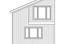 Colonial Exterior - Other Elevation Plan #932-279