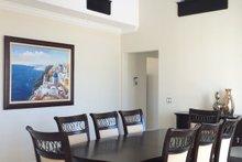 European Interior - Dining Room Plan #119-432