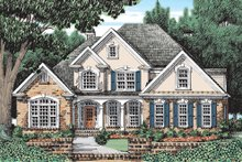 Traditional Exterior - Front Elevation Plan #927-126