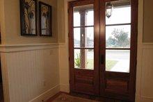 Dream House Plan - Craftsman Interior - Entry Plan #37-279