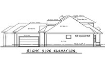 House Plan Design - Mediterranean Exterior - Other Elevation Plan #20-2443