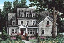 House Plan Design - Craftsman Exterior - Front Elevation Plan #927-133
